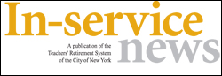 In-service News (Fall 2020)